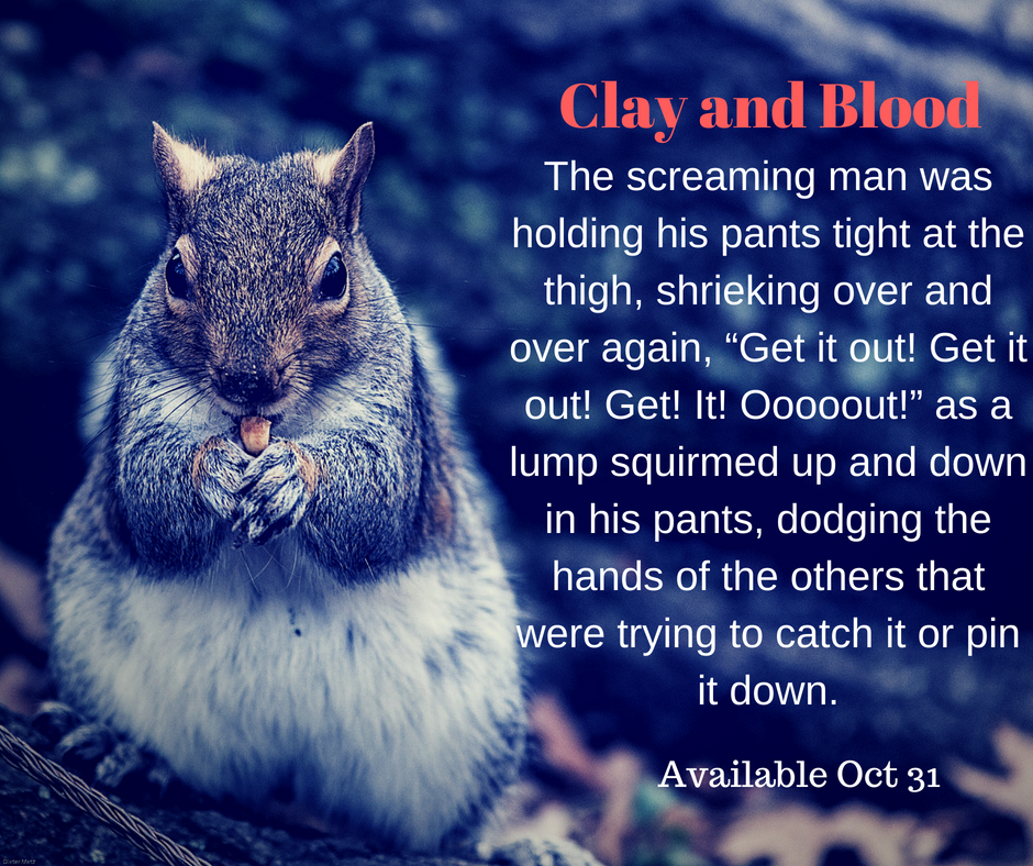 Clay and Blood SQUIRREL