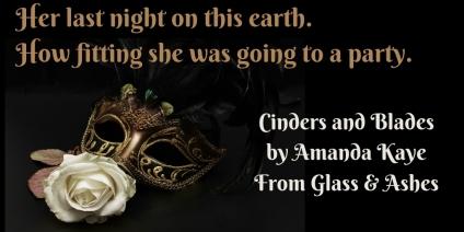Cinders and Blades by Amanda Kaye